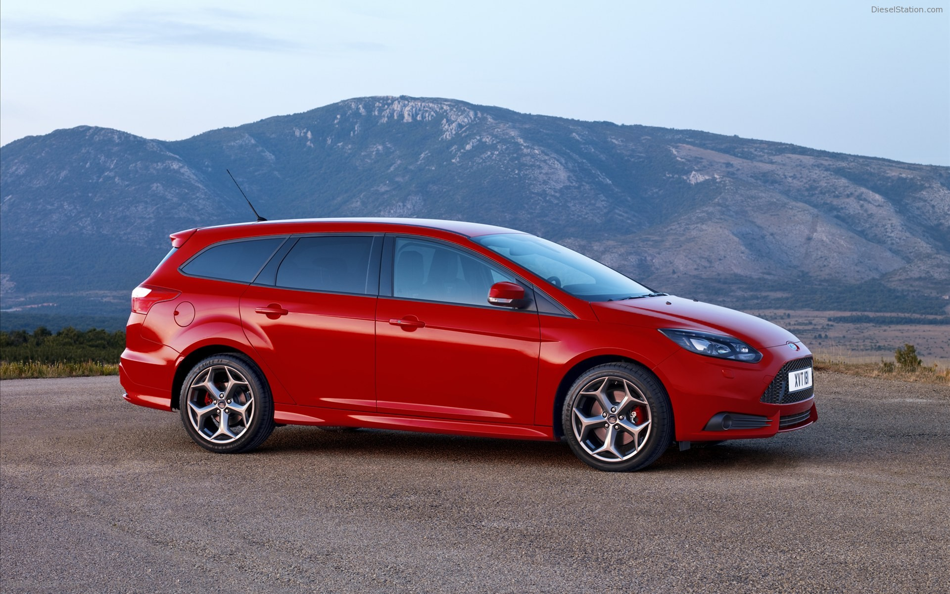 Home Ford Ford Focus ST 2013 1920x1200