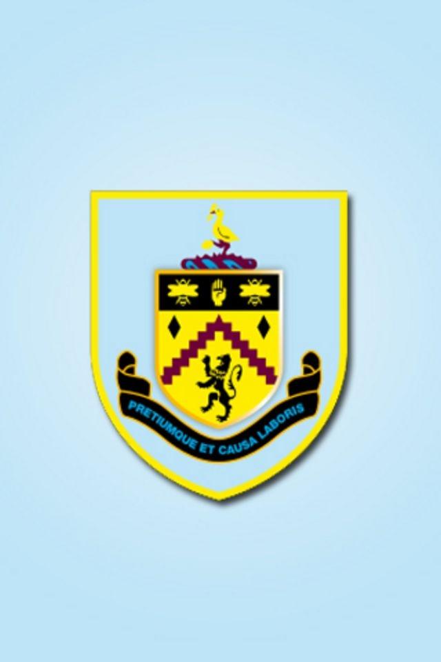Burnley FC iPhone 4s Wallpaper 640x960