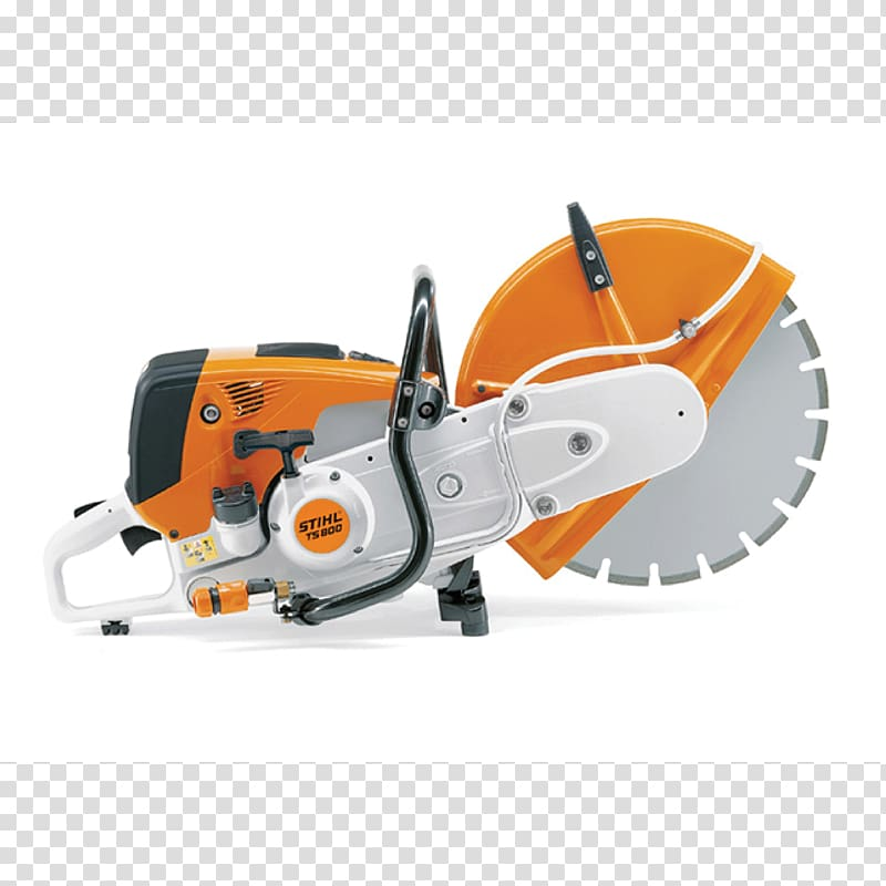 Stihl Abrasive saw Cutting Concrete saw others transparent 800x800