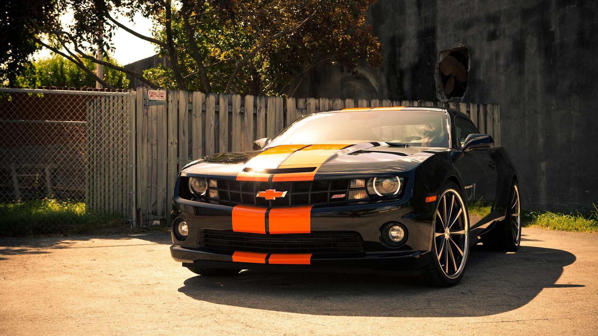 Chevrolet Camaro SS Car Wallpapers HD Wallpapers 1920x1080