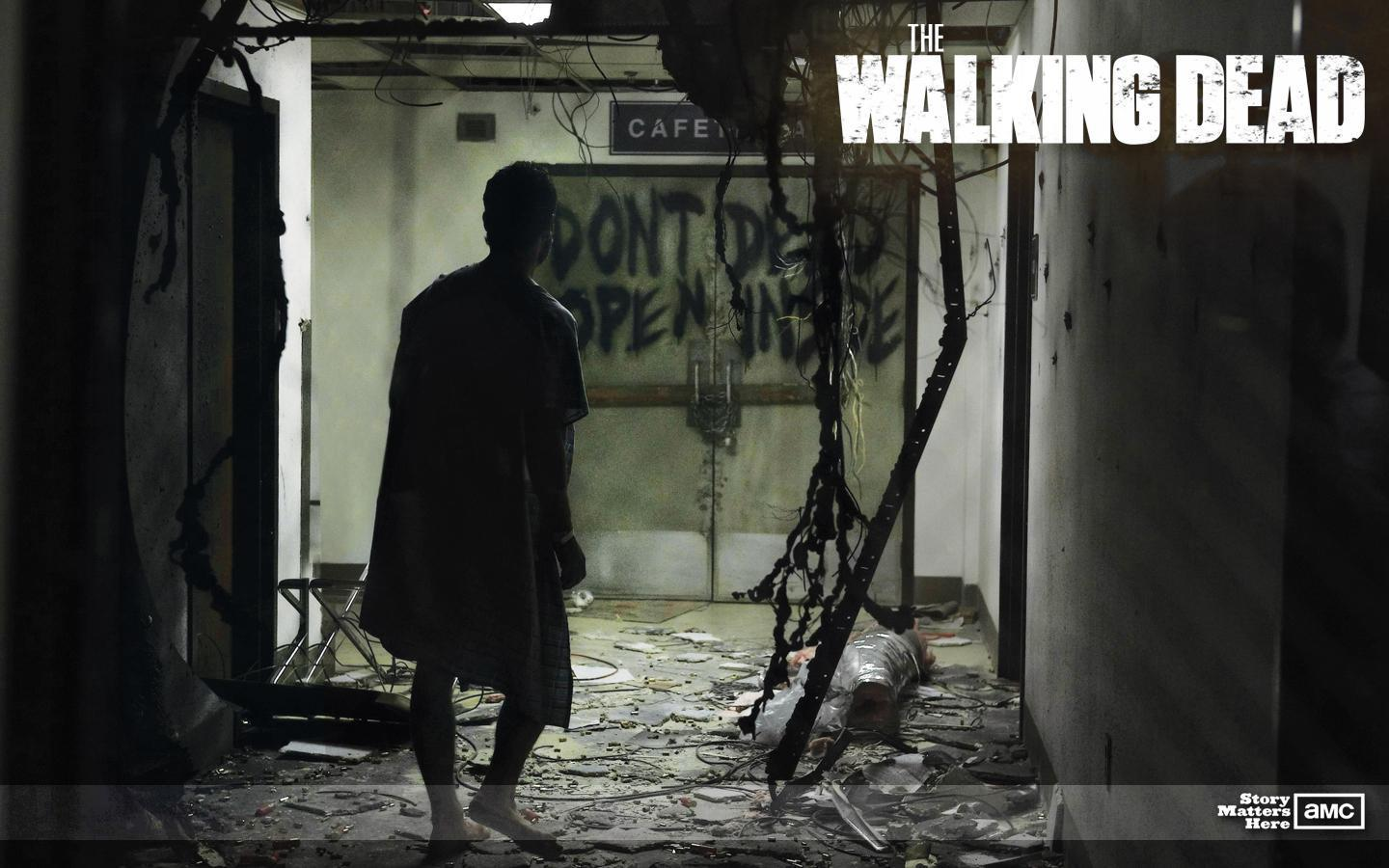 The Walking Dead Wallpaper - The Walking Dead Wallpaper (17116137 ...