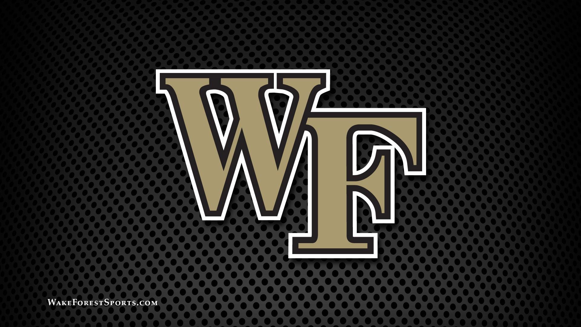 Wake Forest Logo wallpaper   594364 1920x1080