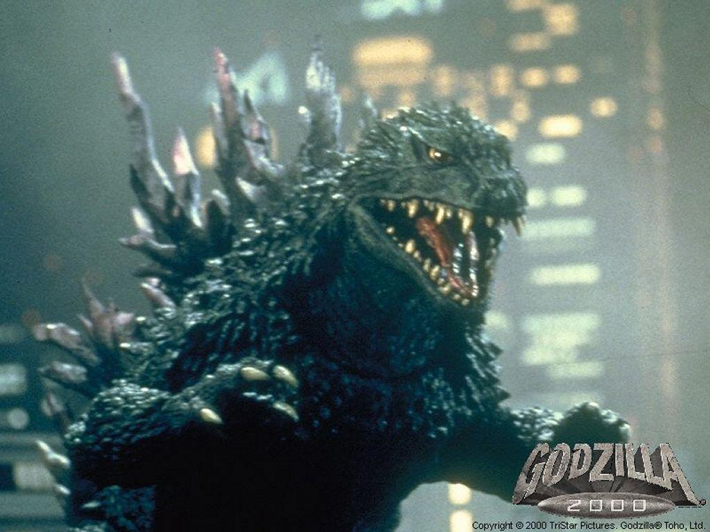 Godzilla filme dinossauro Wallpaper Download 1024x768