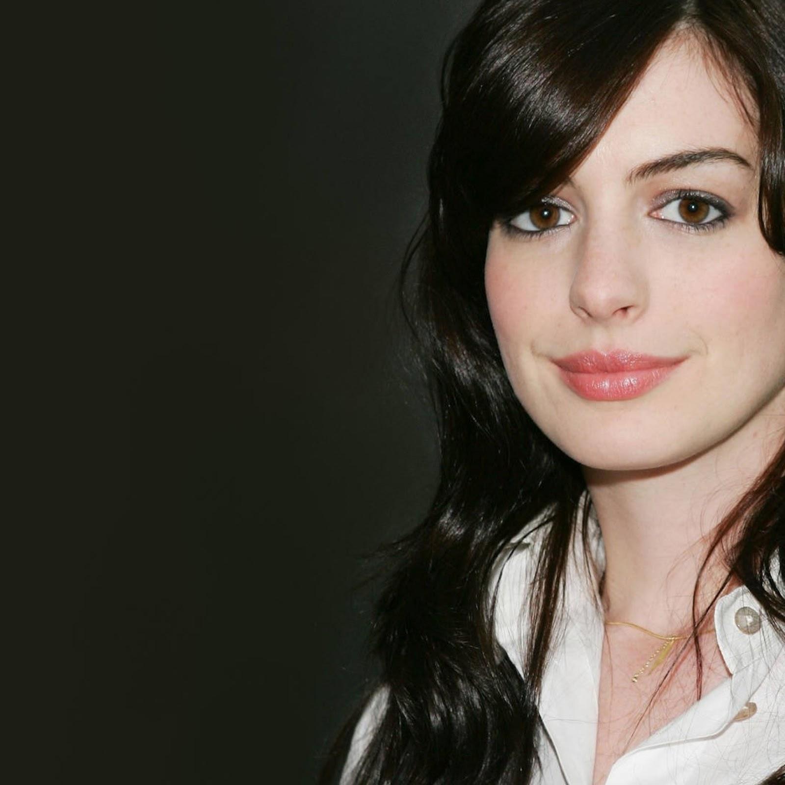 5760x1200 Wallpaper: Anne Hathaway Wallpaper Widescreen