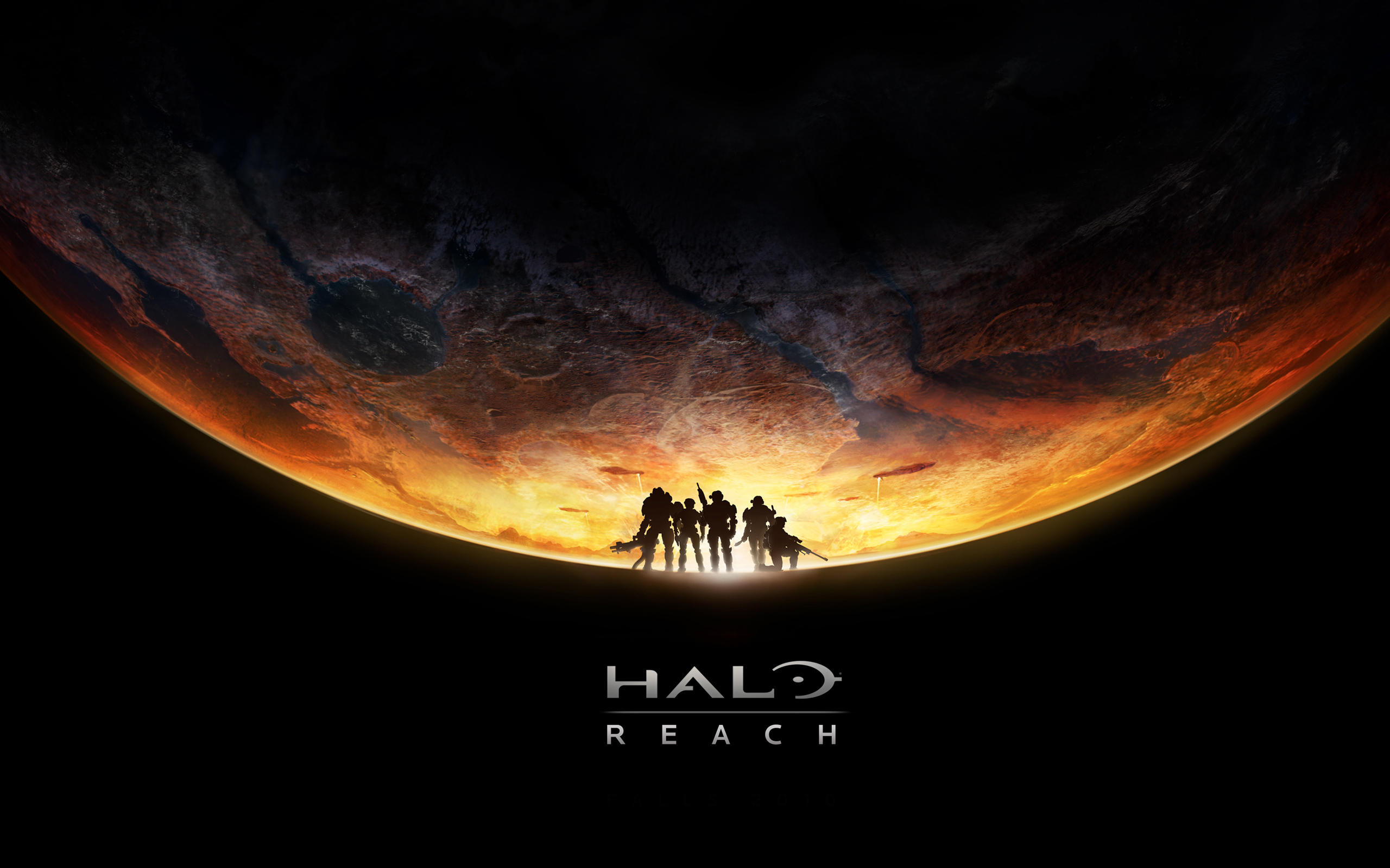 Microsoft Halo Reach Hd Wallpapers Microsoft Halo Reach 2560x1600