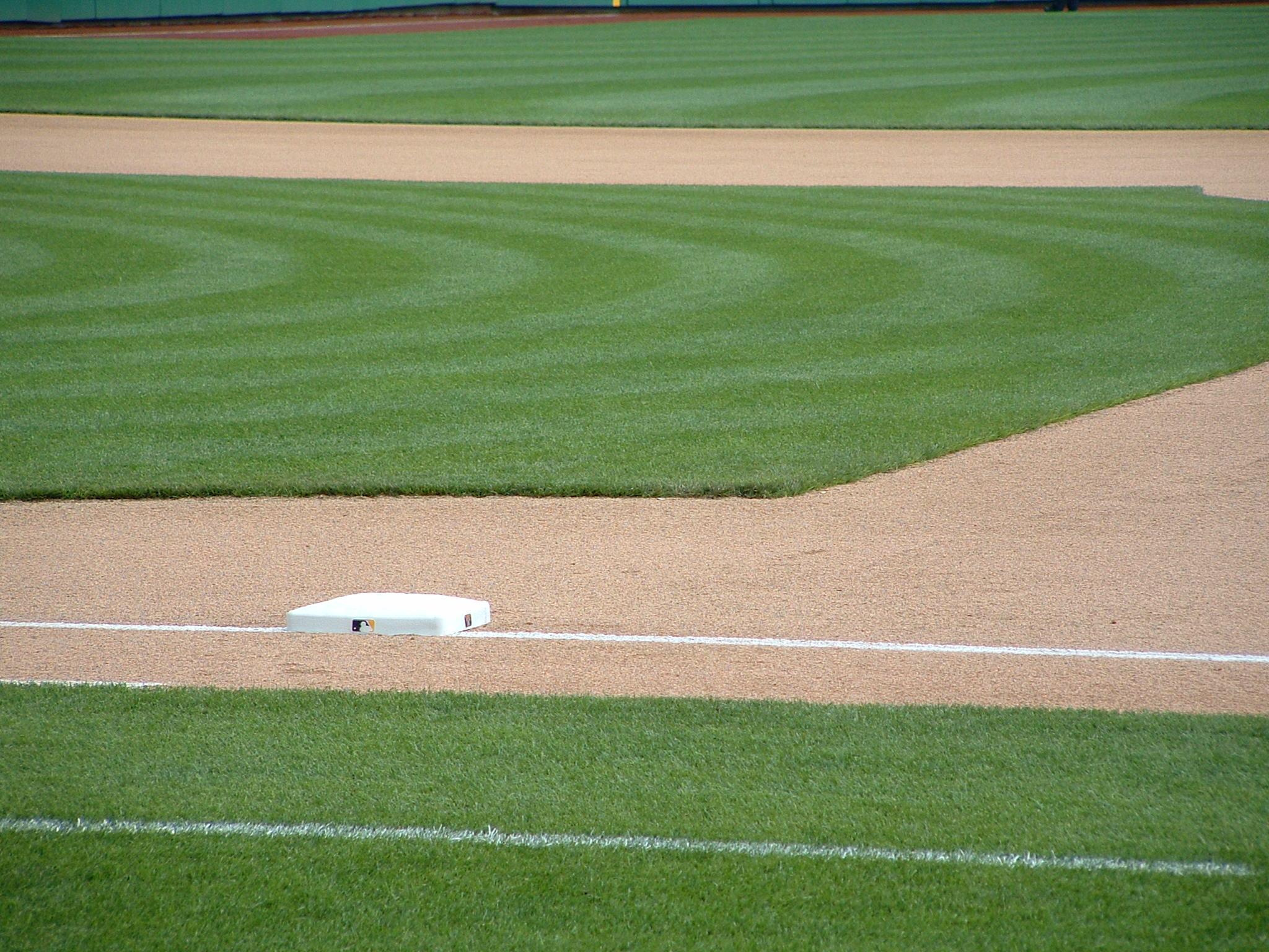 Baseball Field Grass Wallpaper Baseball field 2048x1536