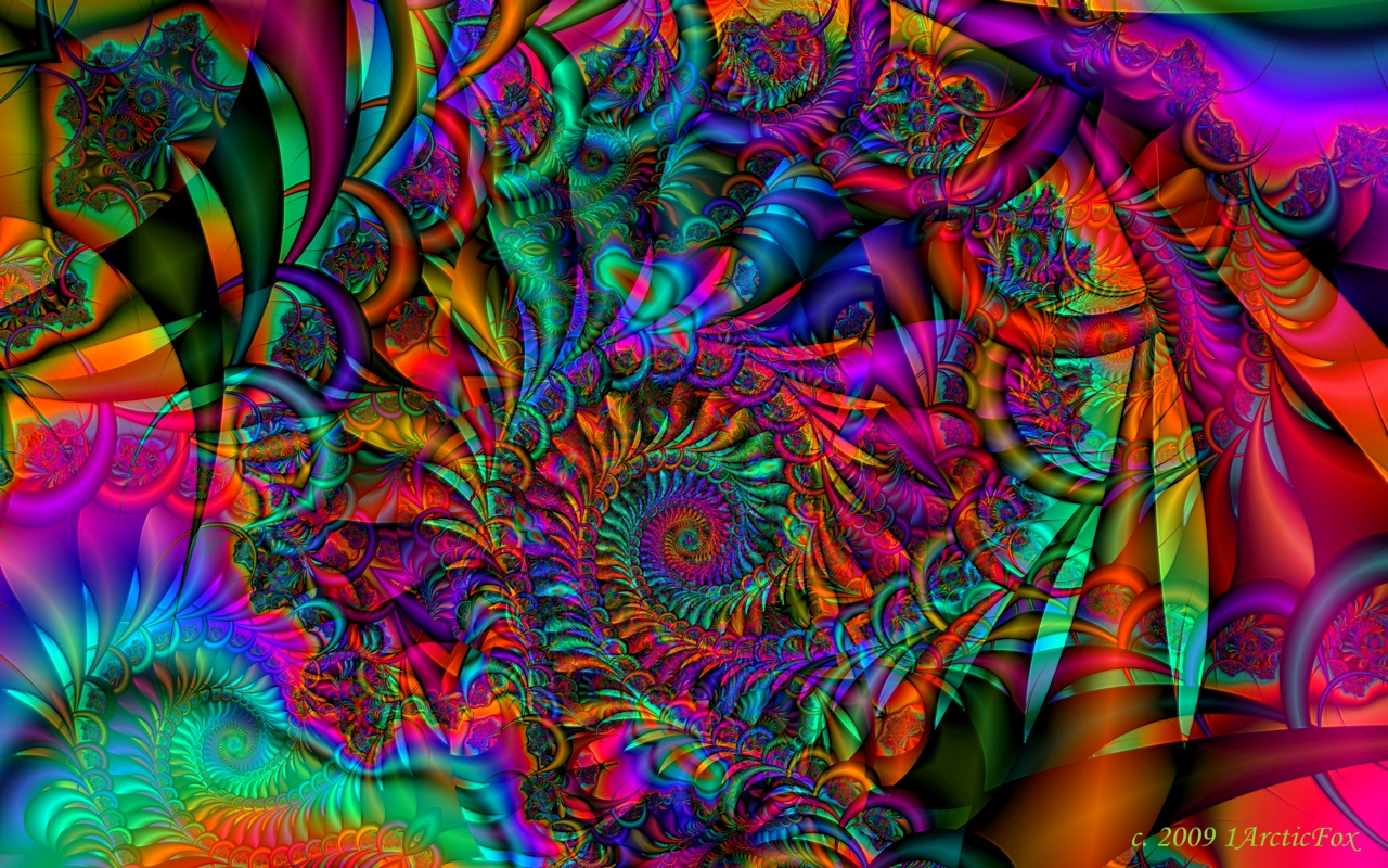 Psychedelic Weed Wallpaper Images Pictures   Becuo 1280x800
