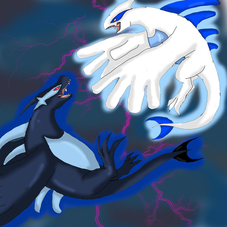 Pokemon Lugia Wallpaper - WallpaperSafari