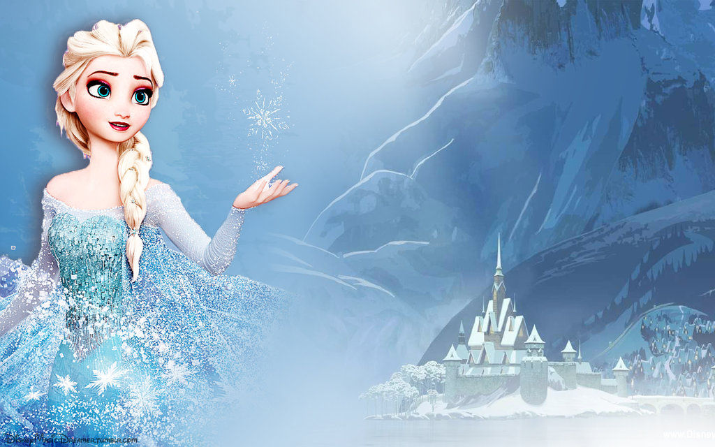 Elsa WallpaperFrozen by soralover4 1024x640