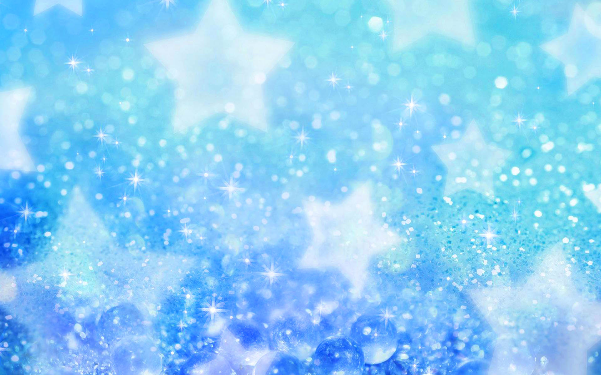Blue Glitter Graphics Creative Graphics Art Star HD Wallpapers 1920x1200