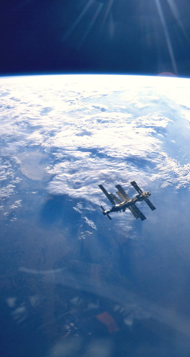 73 space station wallpaper on wallpapersafari - Wallpaper iss ...