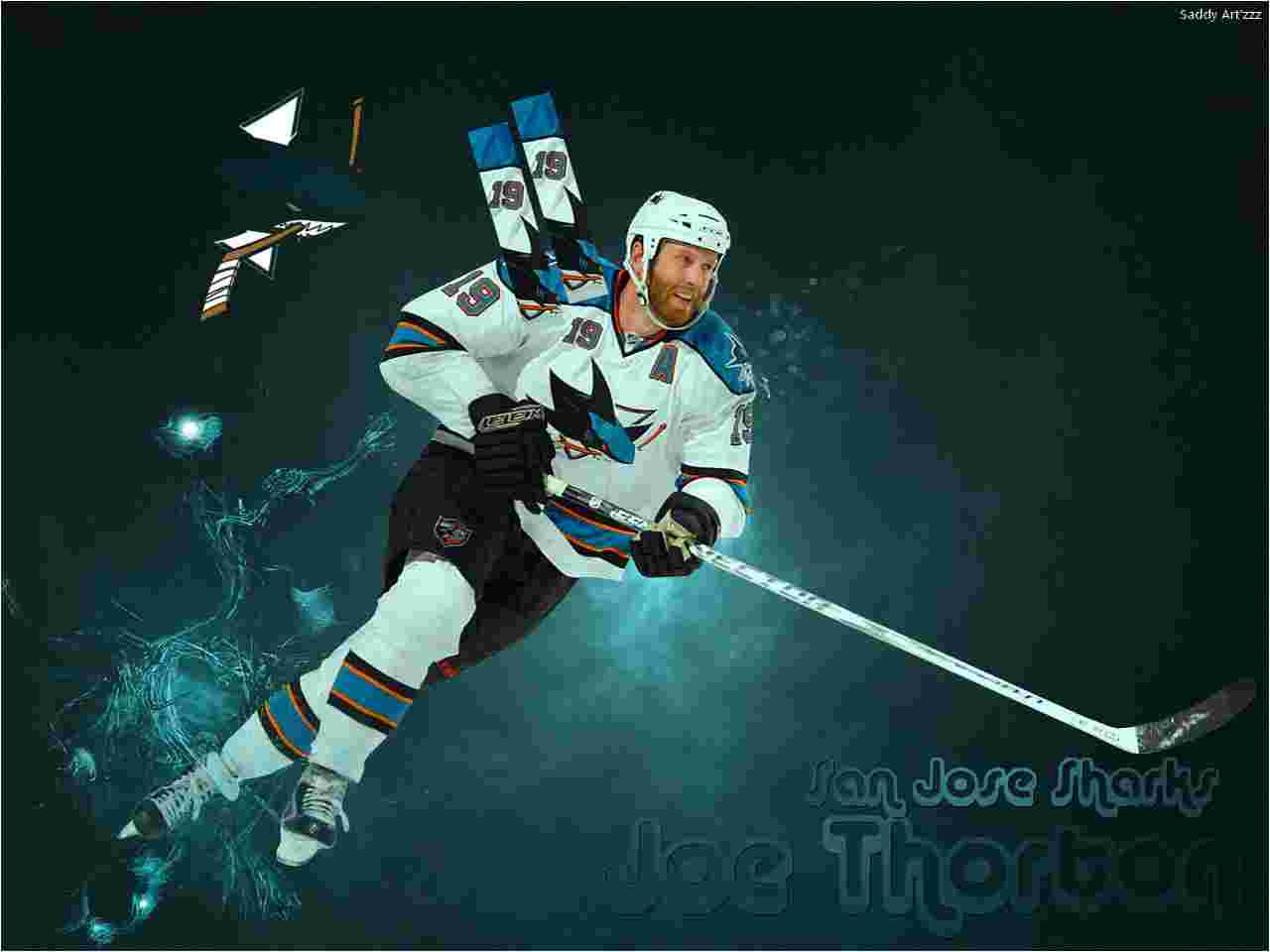 Joe Thornton San Jose Sharks wallpaper   Hockey   Sport 1280x960
