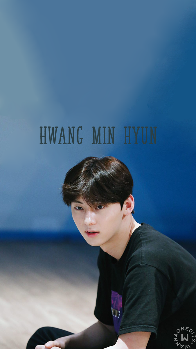 wannaone wallpapers on Twitter WANNA ONE   Hwang Minhyun 675x1200