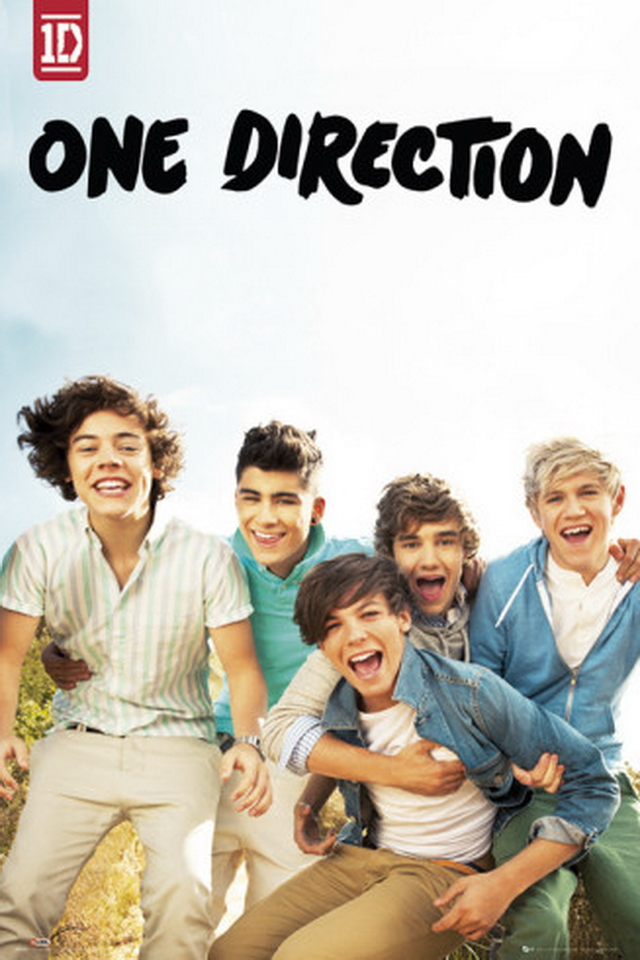 One Direction iPhone Wallpapers Wallpapers Photo 640x960
