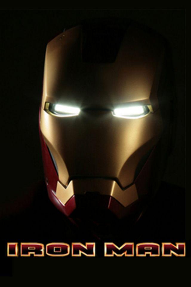 Iron Man iPhone Wallpaper HD 640x960
