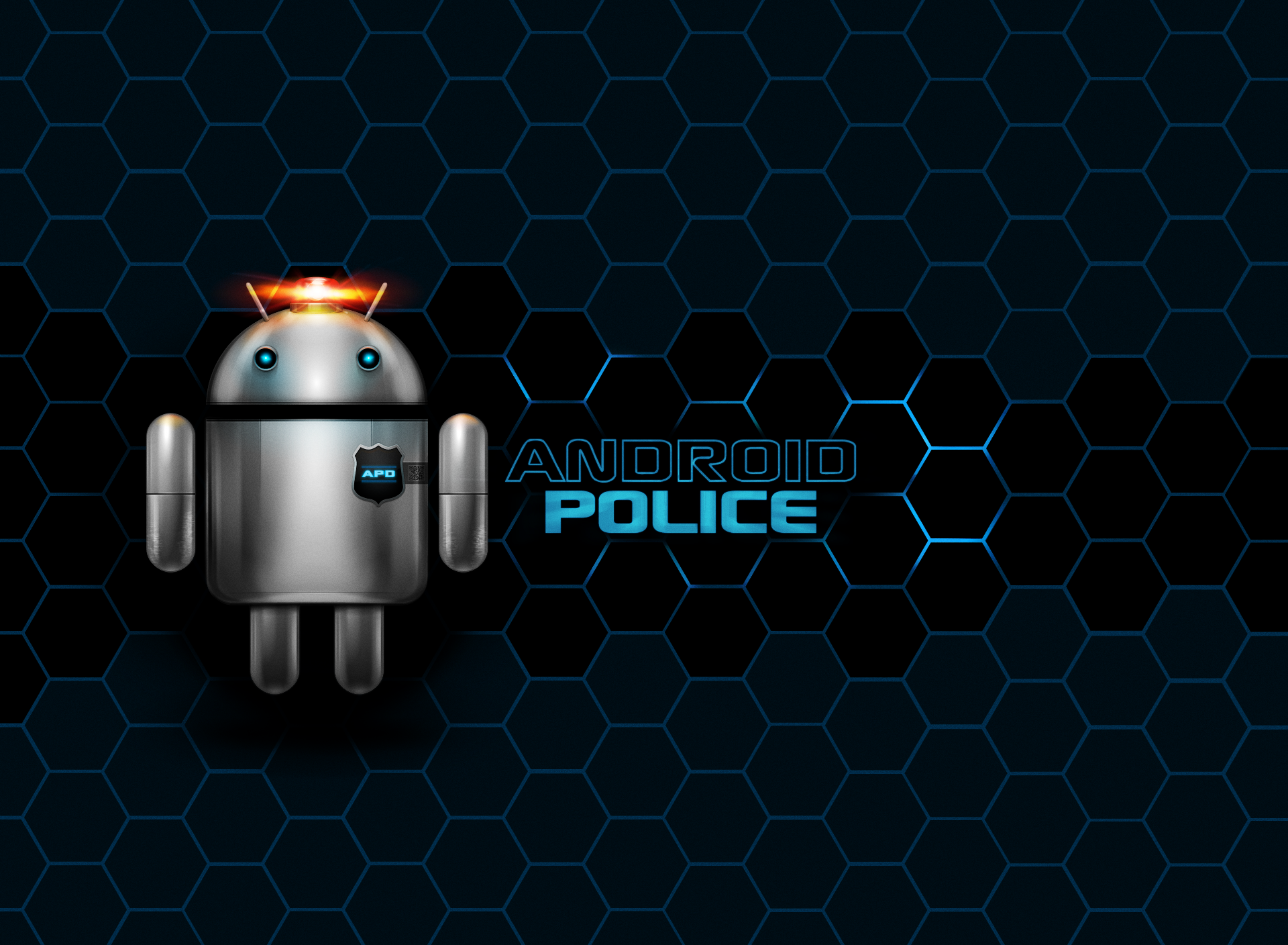 Free Police Screensavers And Wallpaper