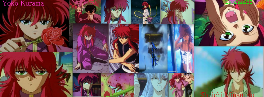 Free Download Go Back Gallery For Kurama Yu Yu Hakusho