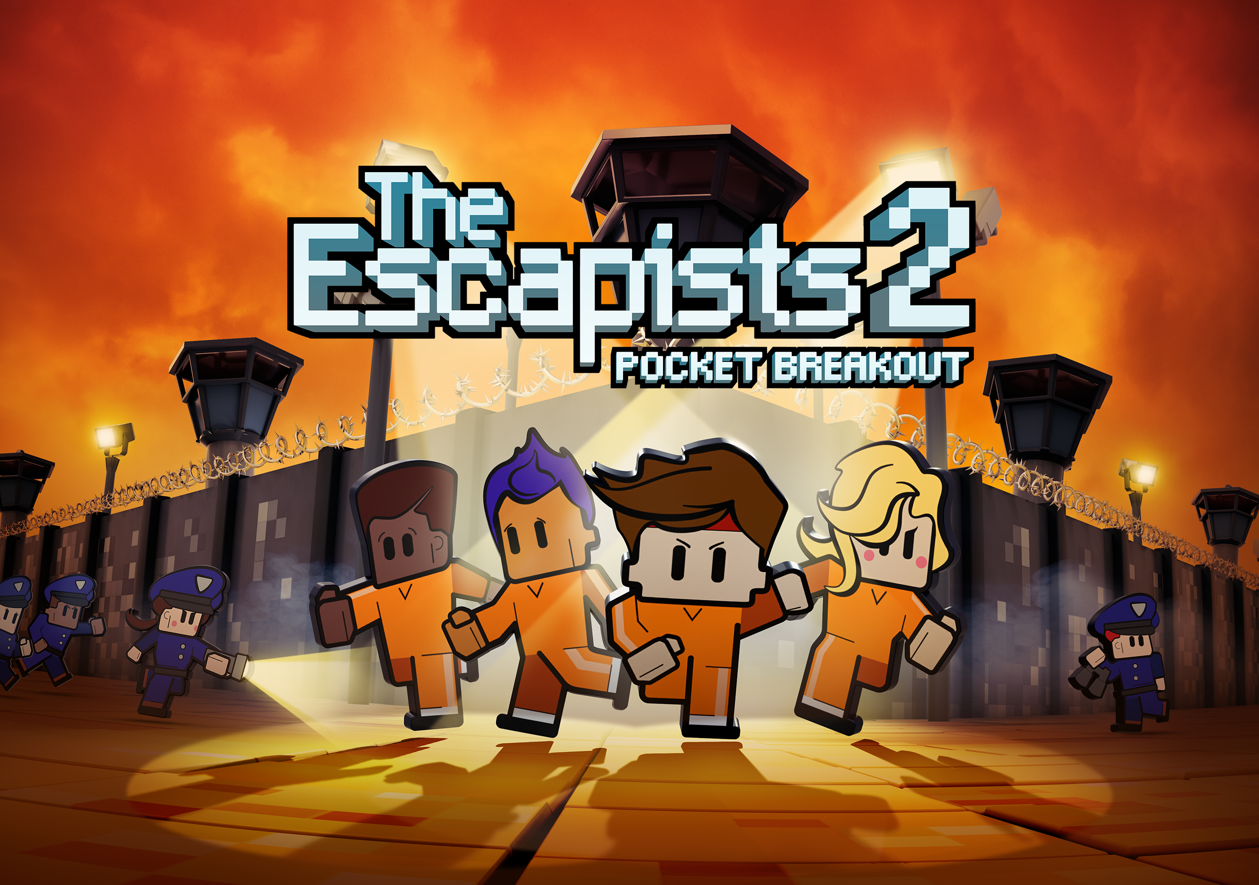 The Escapists 2 is heading to mobile   Team17 Group PLC 2560x1800