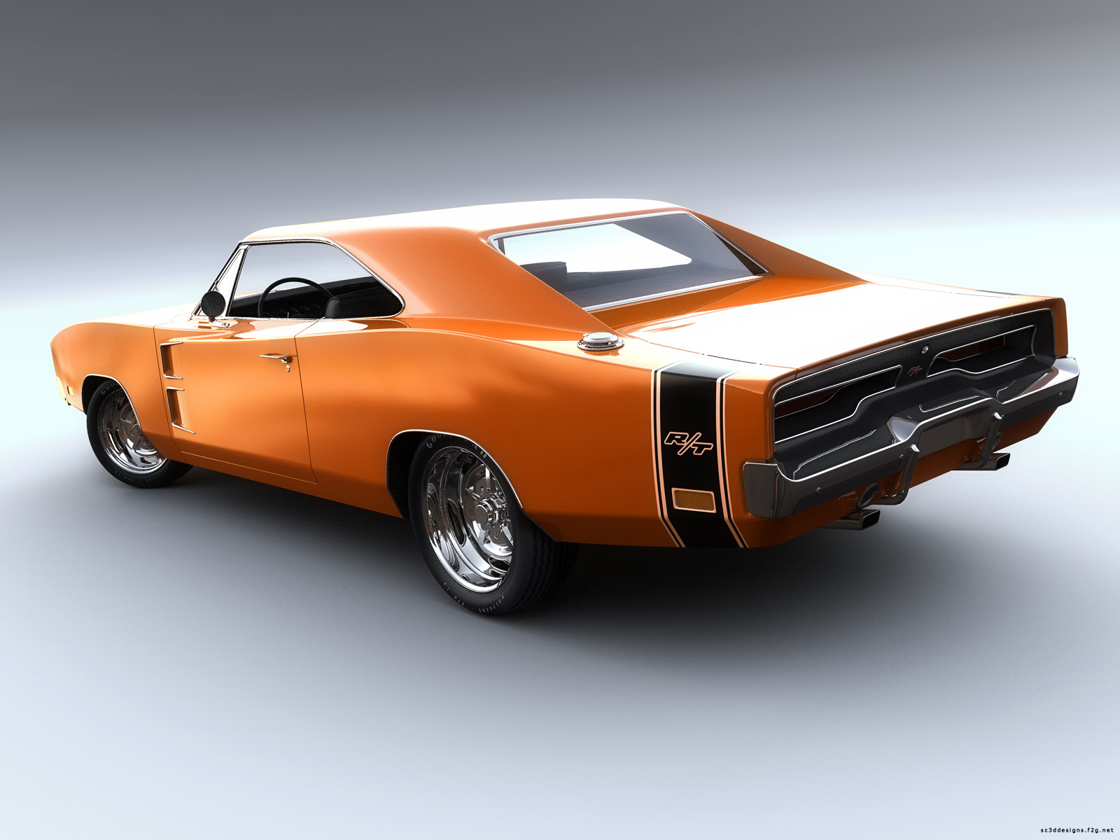 All bout Cars Dodge Charger B Body 1600x1200
