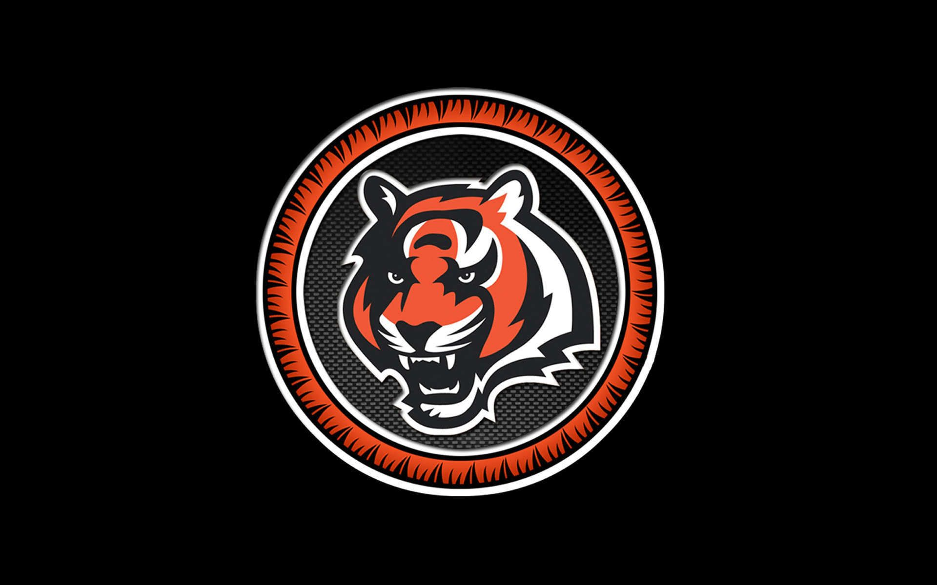 Cincinnati Bengals Logo NFL Wallpaper HD NFL Wallpaper 1920x1200
