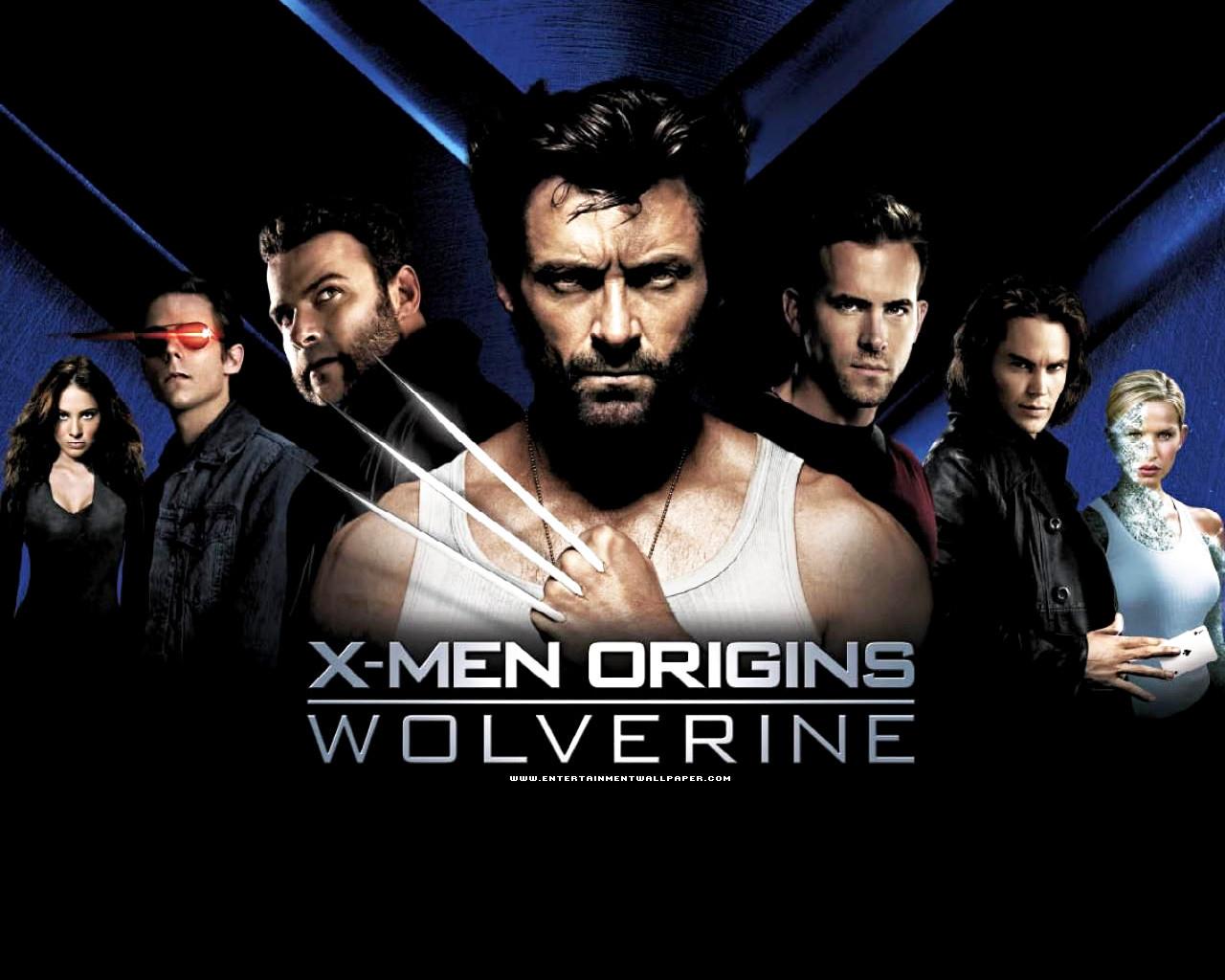 X Men Origins Wolverine   Rakshasa friends fondo de pantalla 1280x1024