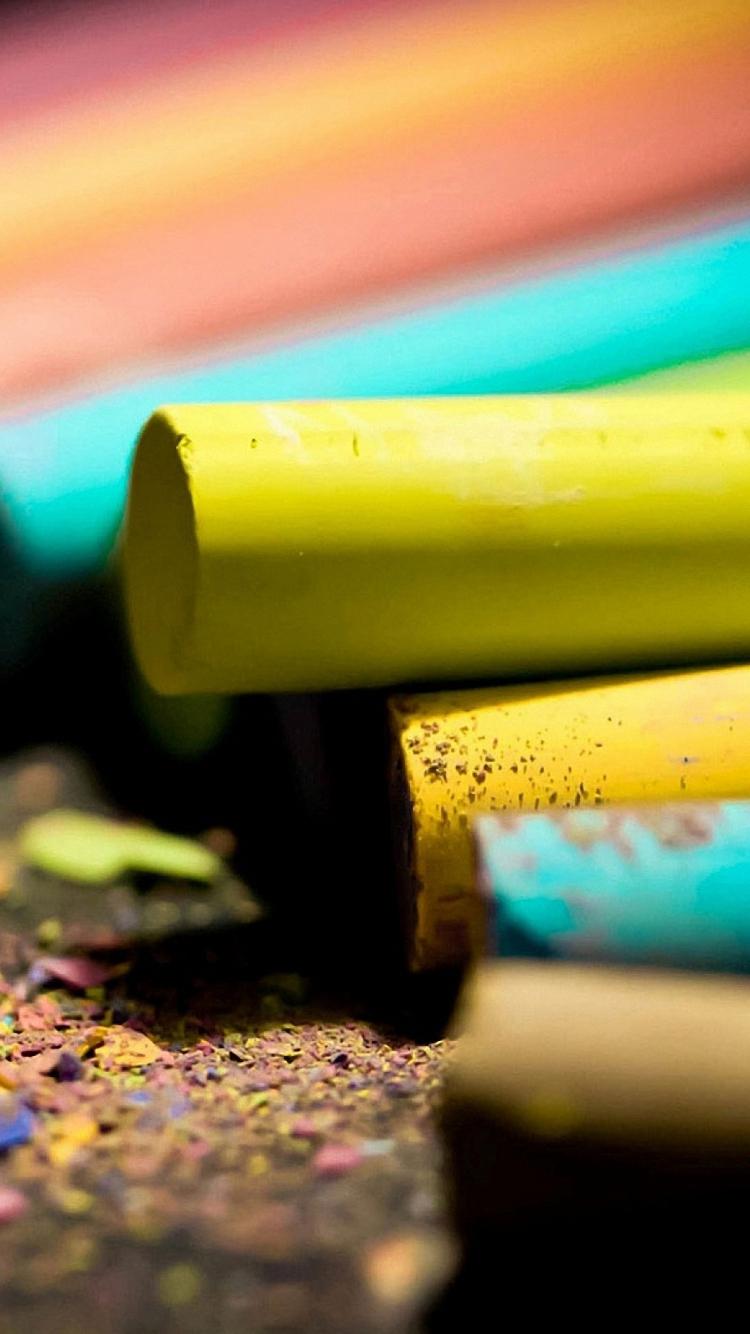 750x1334 Cute Chalk iphone 6s Wallpaper HD 750x1334