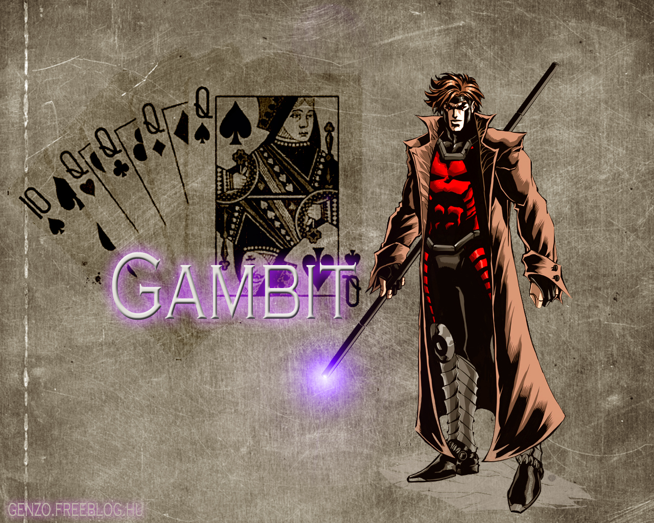 Gambit Live Backgrounds HD Wallpapers   GsFDcY 1280x1024