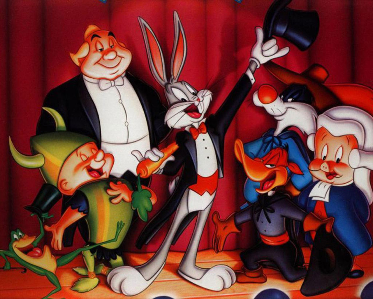 HD Desktop Wallpaper bugs bunny wallpaper 1280x1024