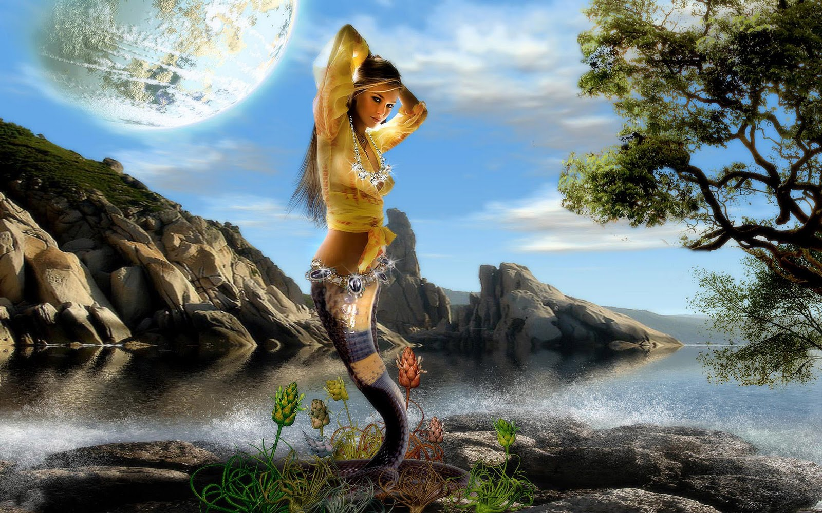 The best top desktop fantasy wallpapers hd fantasy wallpaper 1jpg 1600x1000
