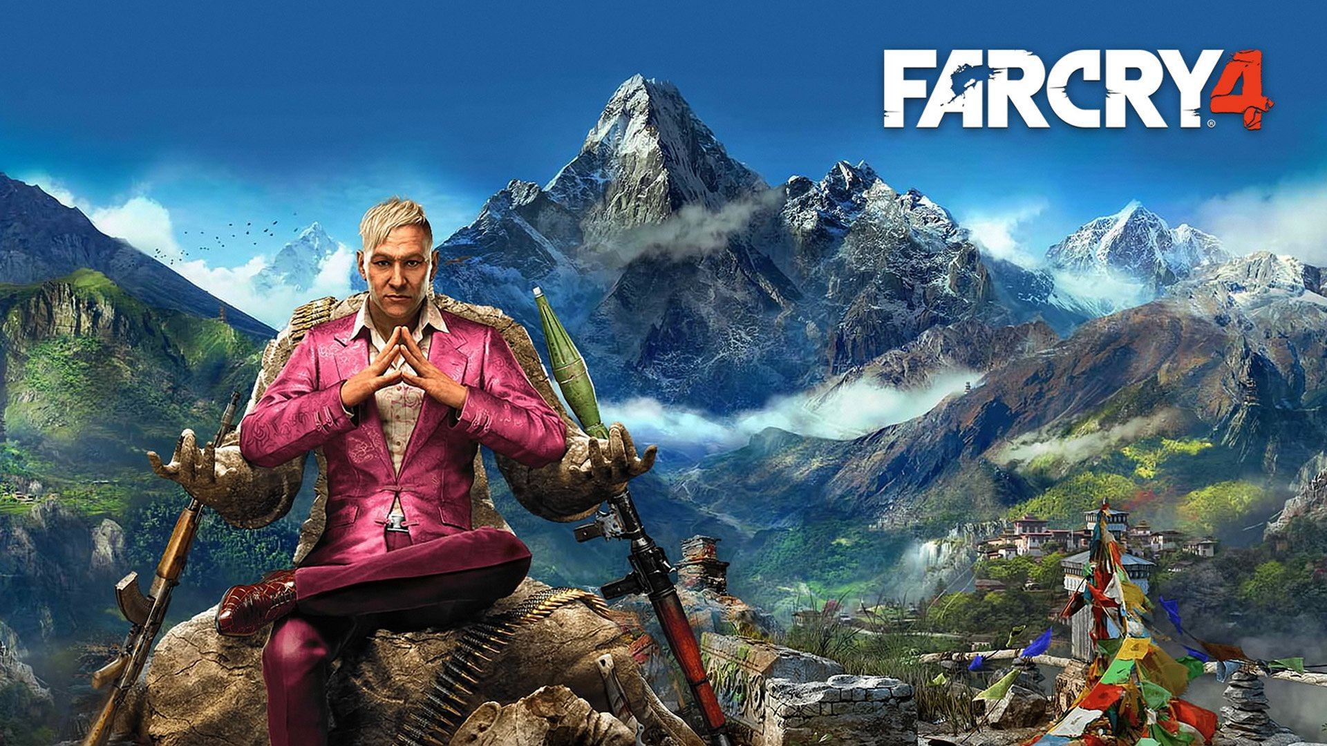 Free Download Far Cry 4 Game Hd 1920x1080 1080p Wallpaper And