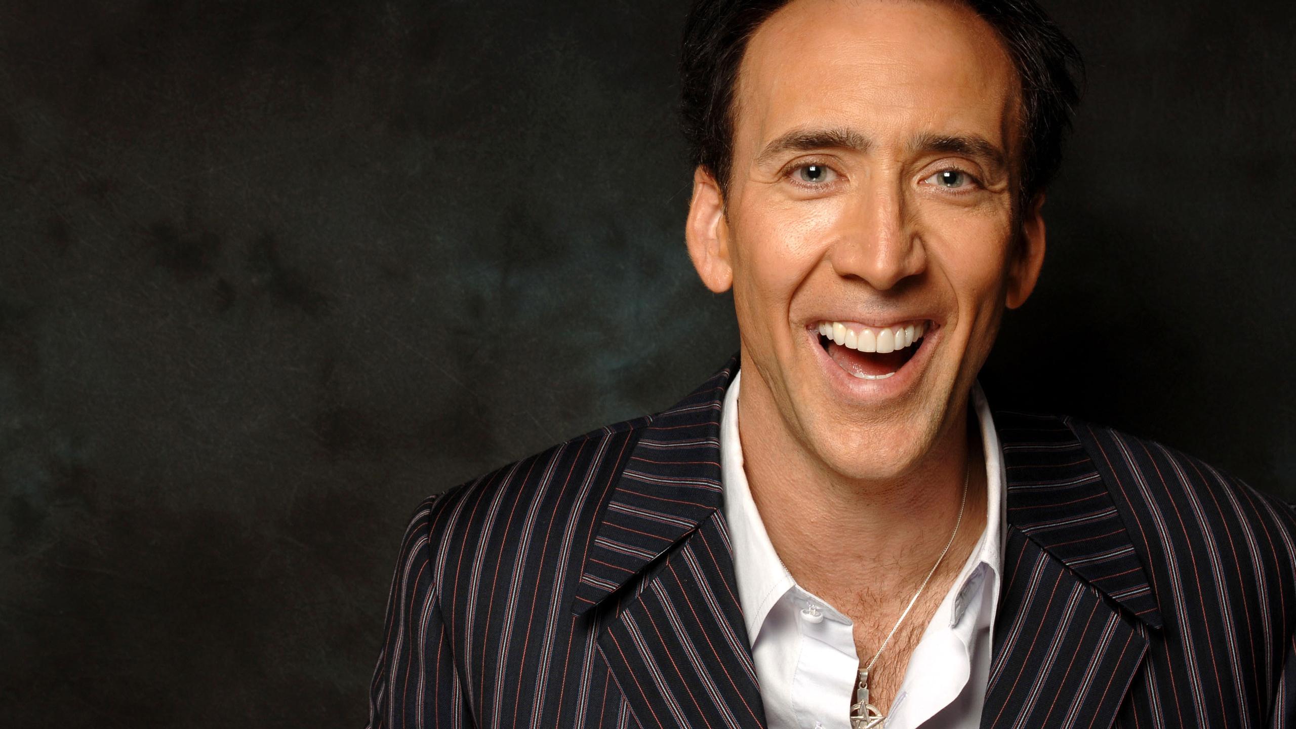 33] Nicolas Cage Wallpapers on WallpaperSafari 2560x1440