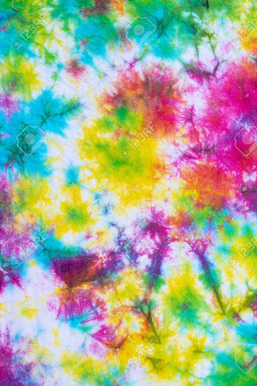 Colorful Tie Dye Pattern Abstract Background Stock Photo Picture 867x1300