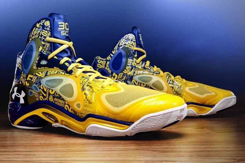 What Shoes Does Steph Curry Wear