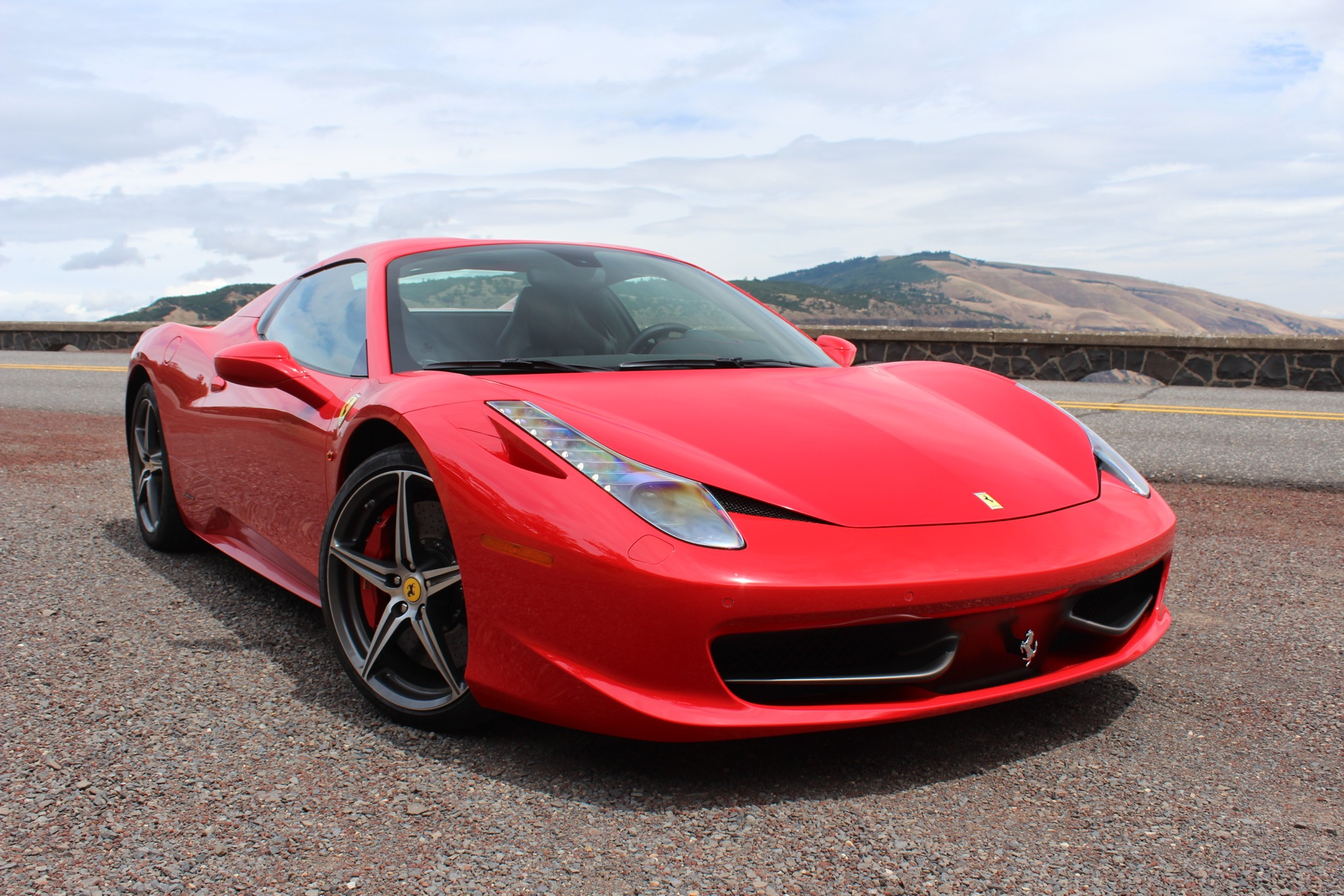 2014 Ferrari 458 Spider >> Free Download 2014 Ferrari 458 Spider Quick Drive 1920x1280