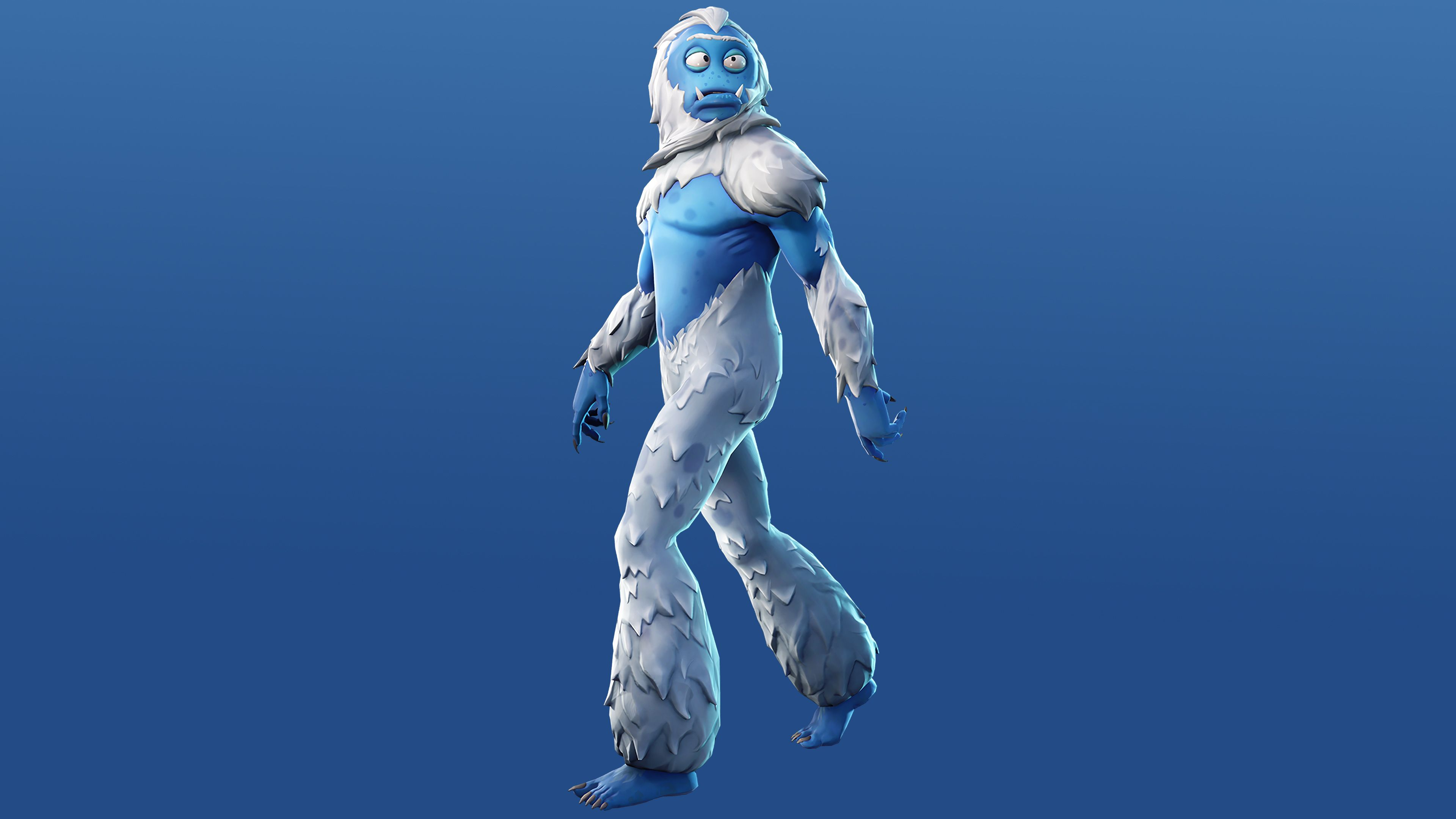 Trog is a Epic Fortnite Outfit from the Mountain Myths set 3840x2160