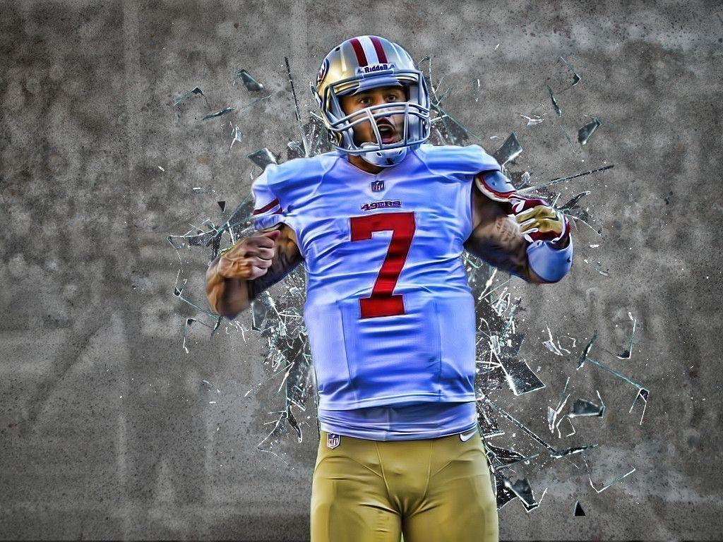 Colin Kaepernick 49ers Wallpapers 1024x768