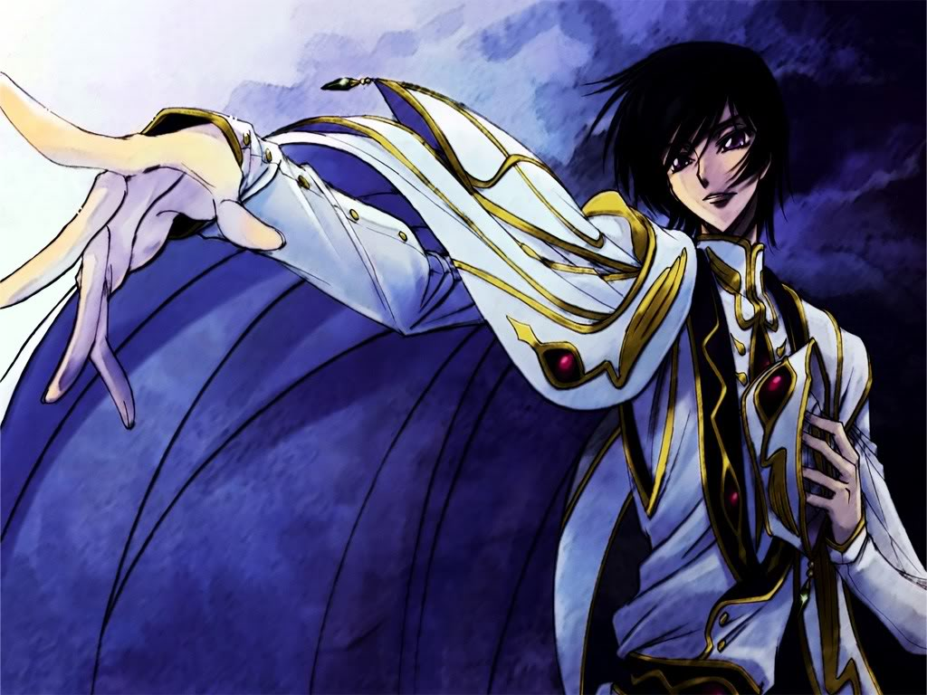 Lelouch Wallpaper Wallpapersafari