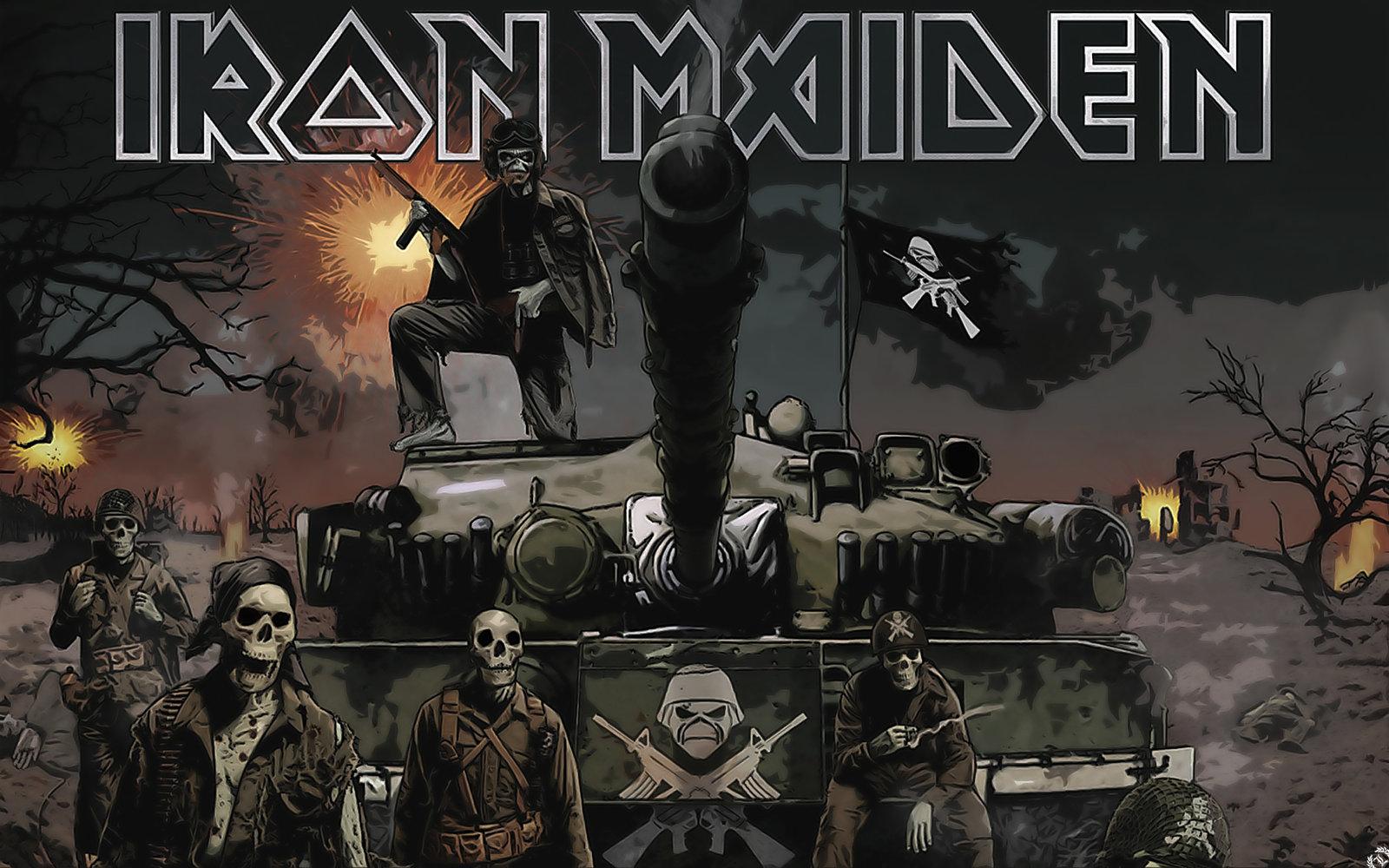 Iron Maiden Desktop Wallpaper: Iron Maiden Desktop Wallpapers