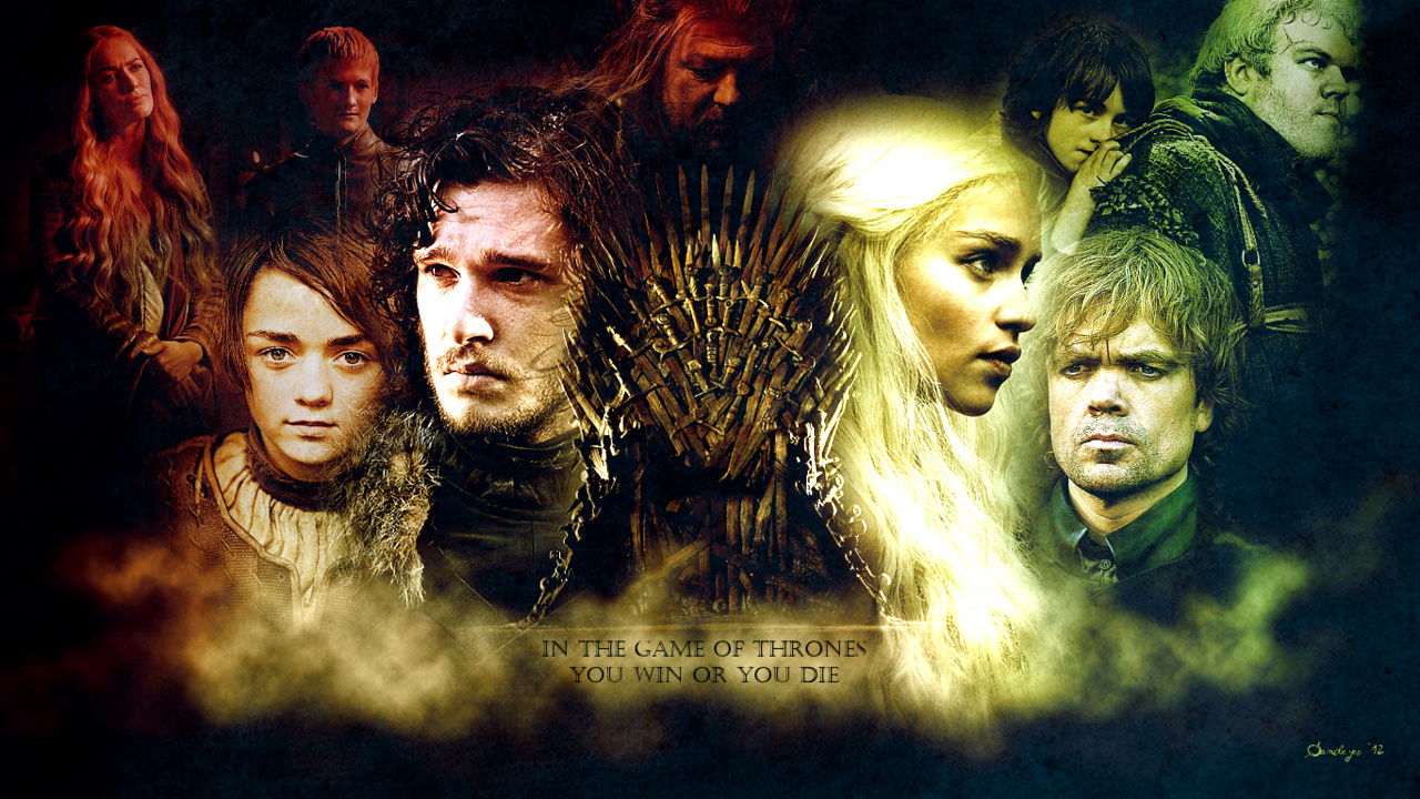 Game of Thrones wallpaper HD download Wallpapers Backgrounds 1280x720