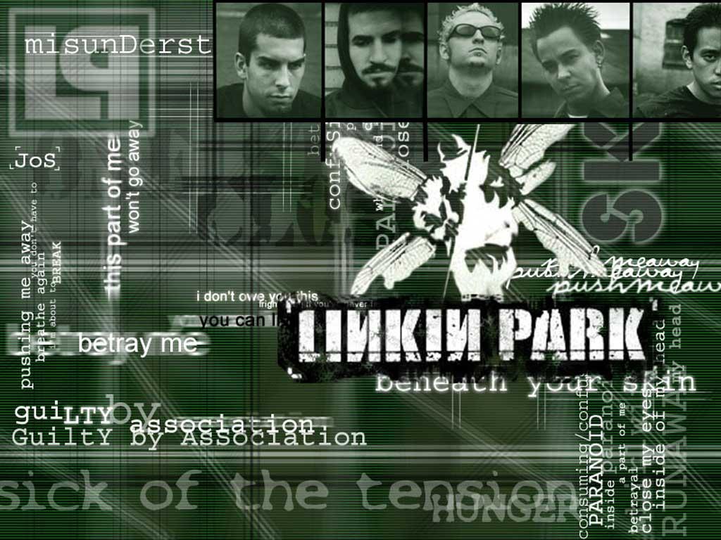 Logo Logo Wallpaper Collection LINKIN PARK LOGO WALLPAPER 1024x768