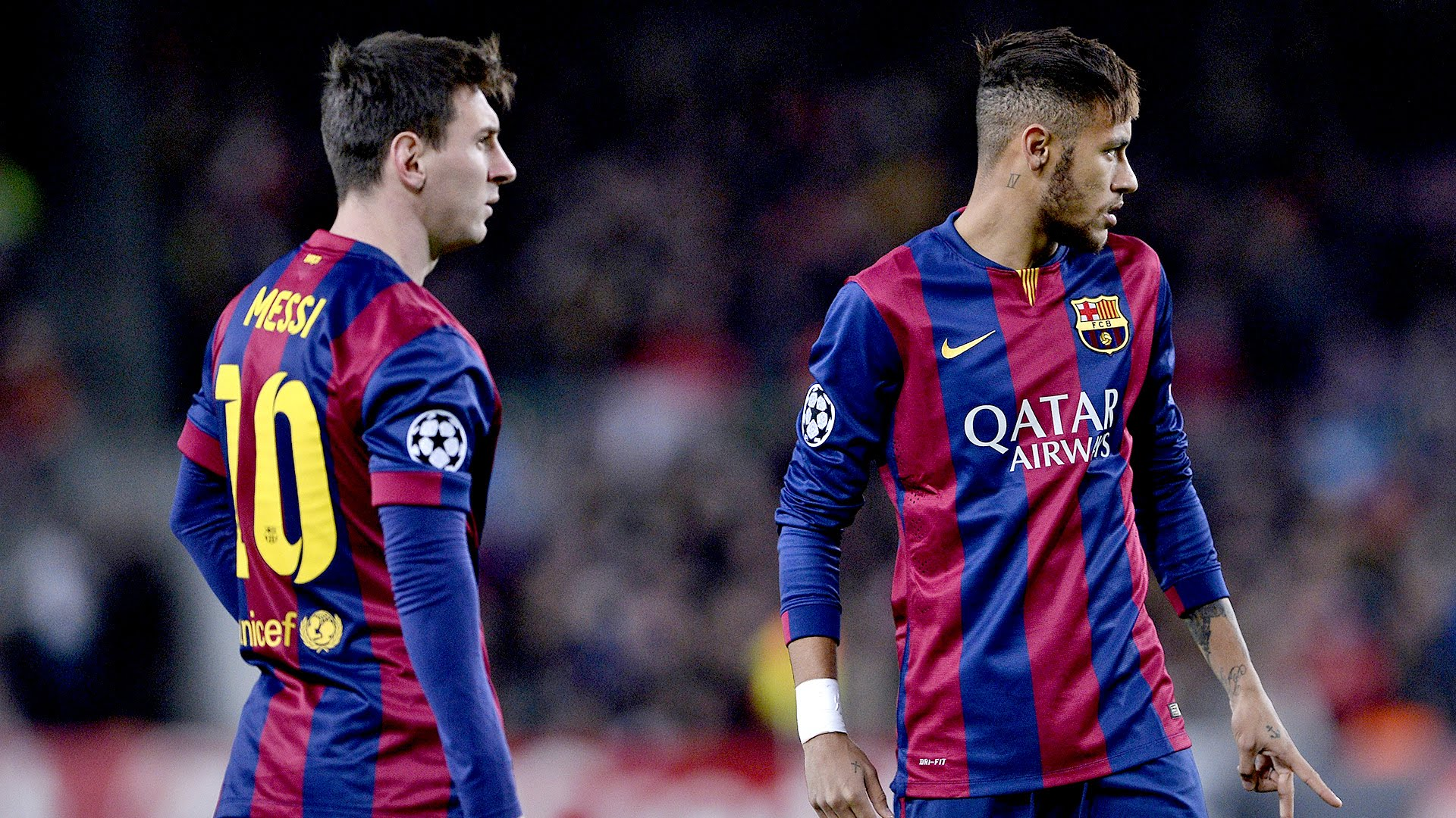 Messi and Neymar Wallpapers - WallpaperSafari