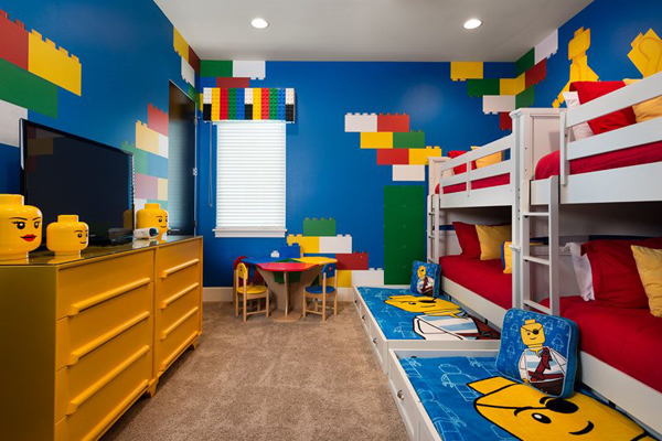 modern lego bedroom for kidsjpg 600x400