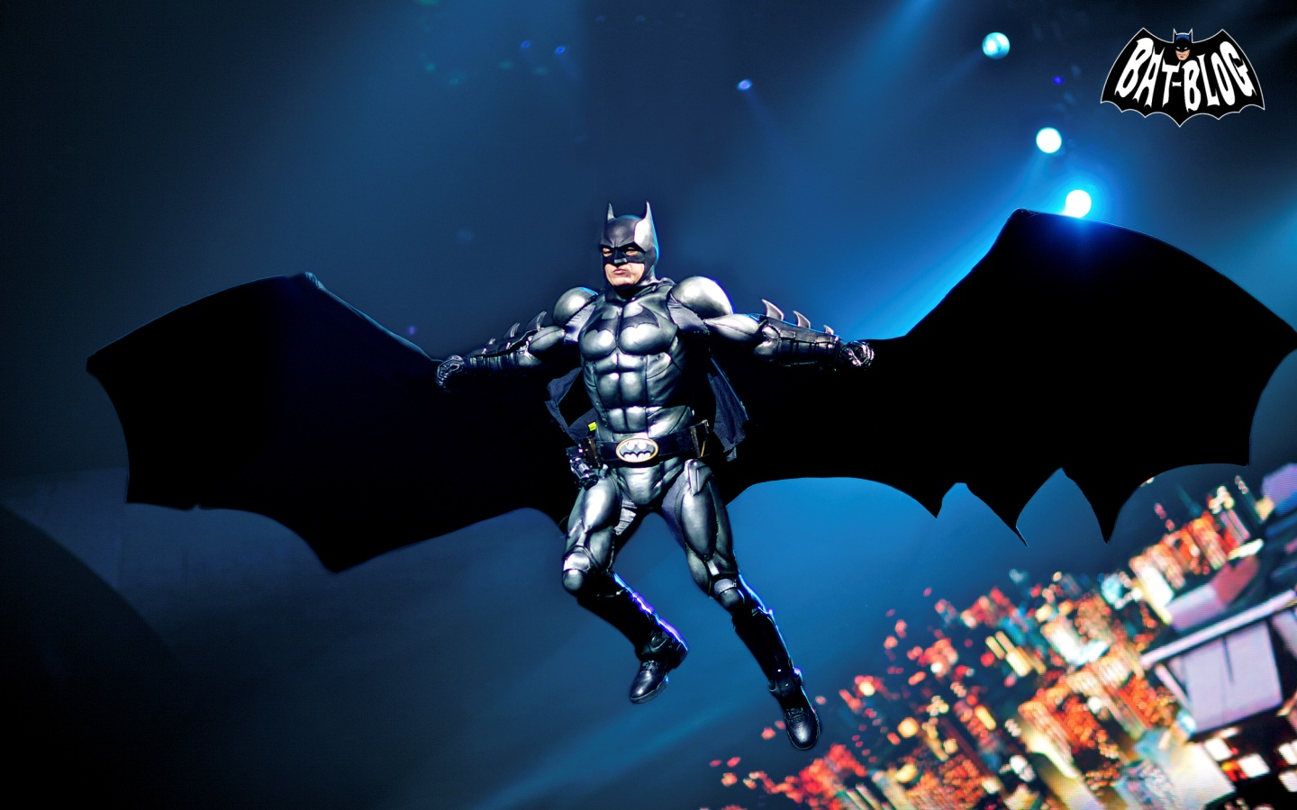 Iphone Shockwave Wallpapers: Batman Live Wallpaper