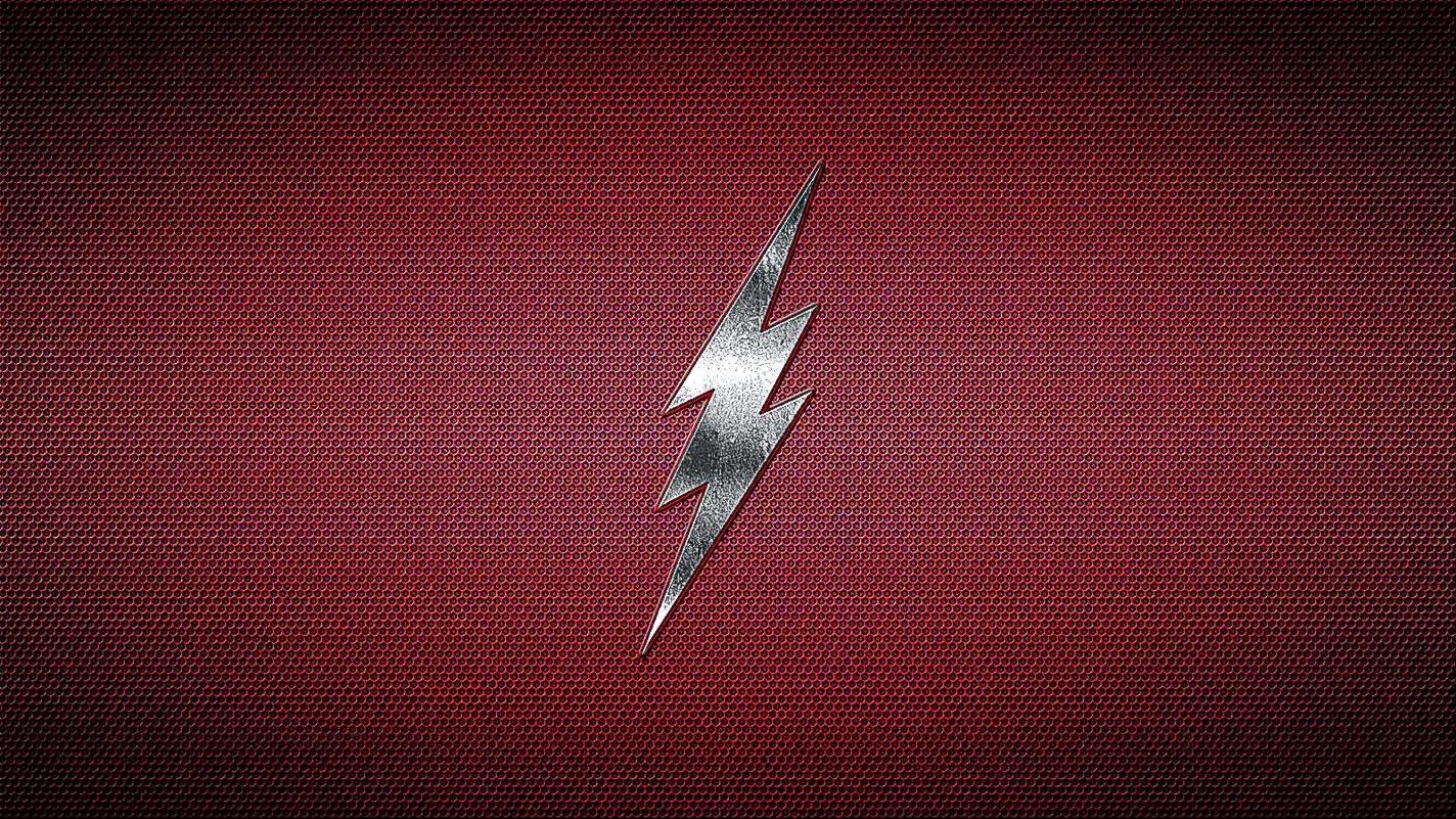The Flash Logo Hd Wallpaper Best Wallpapers 1424x801