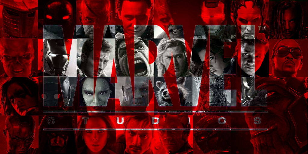 Marvel Cinematic Universe by OSCAR77777 1024x511