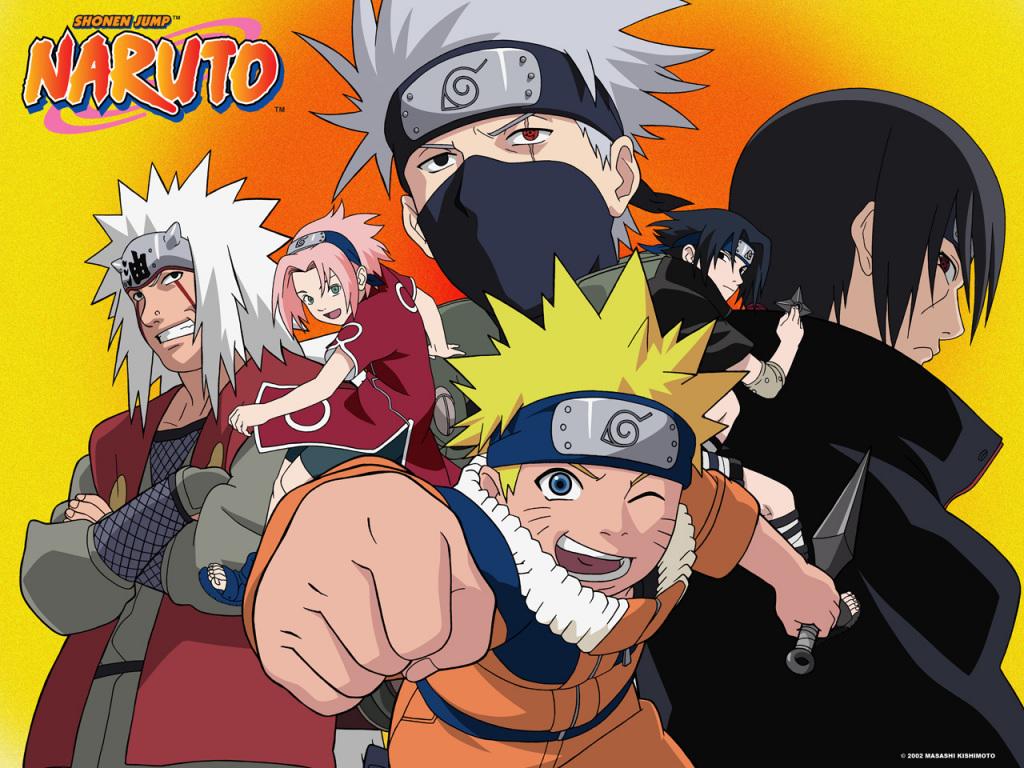 Photo 1 of 24 Naruto 1024x768