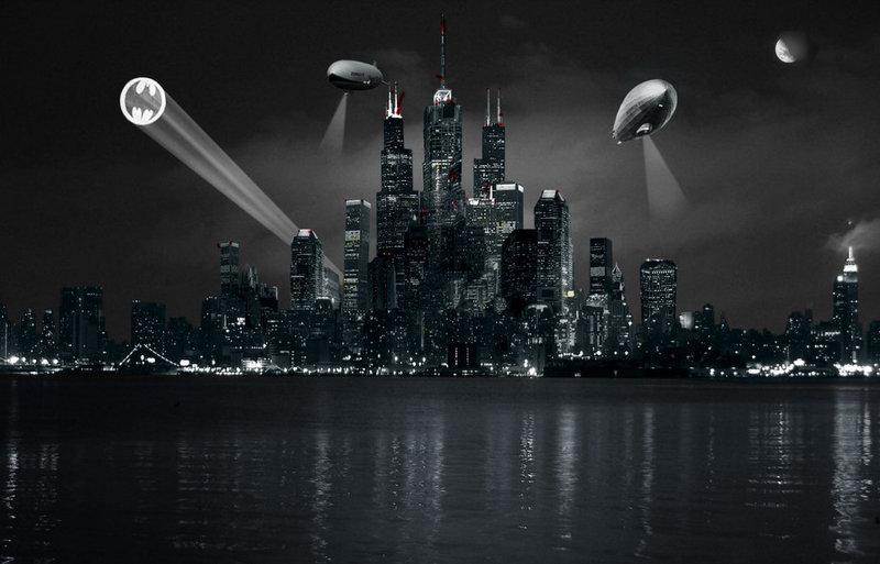 Free Download Libells Batman Gotham City 800x513 For Your