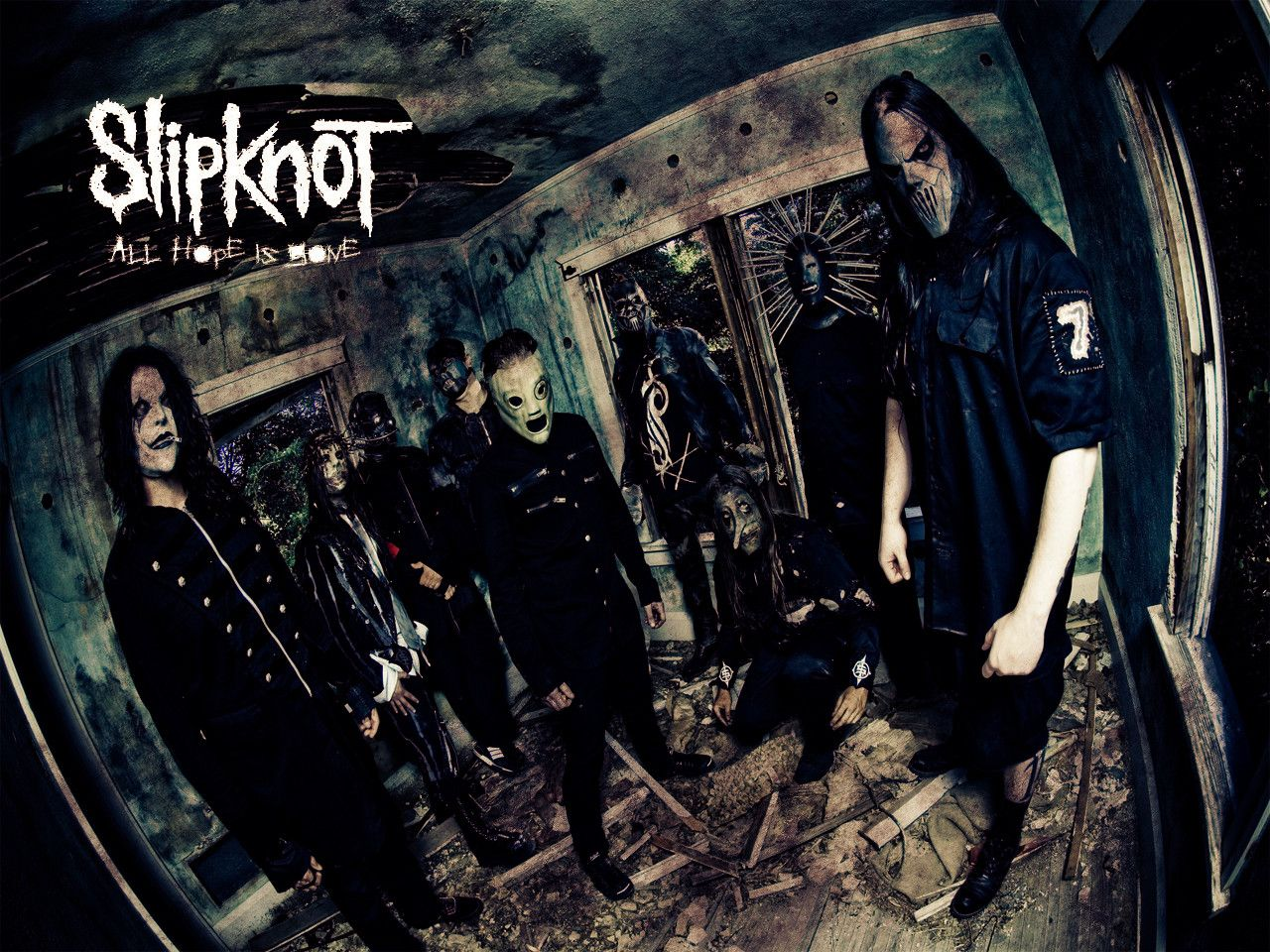 37 Slipknot Wallpapers Slipknot Backgrounds 1280x960