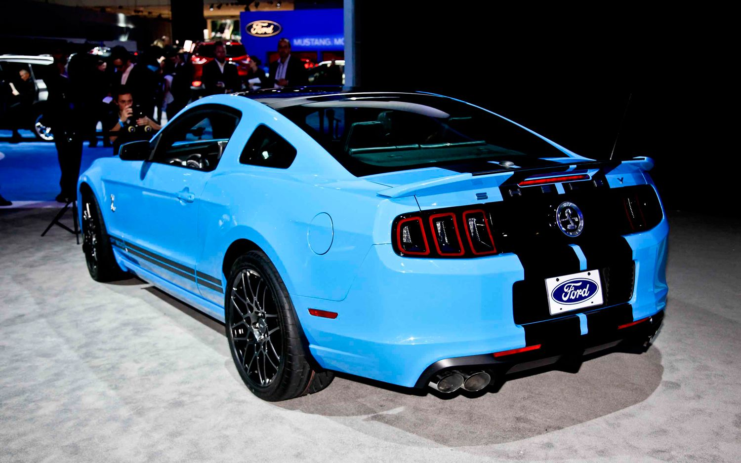 2013 Ford Shelby GT500 wallpapers Mustang News 1500x938