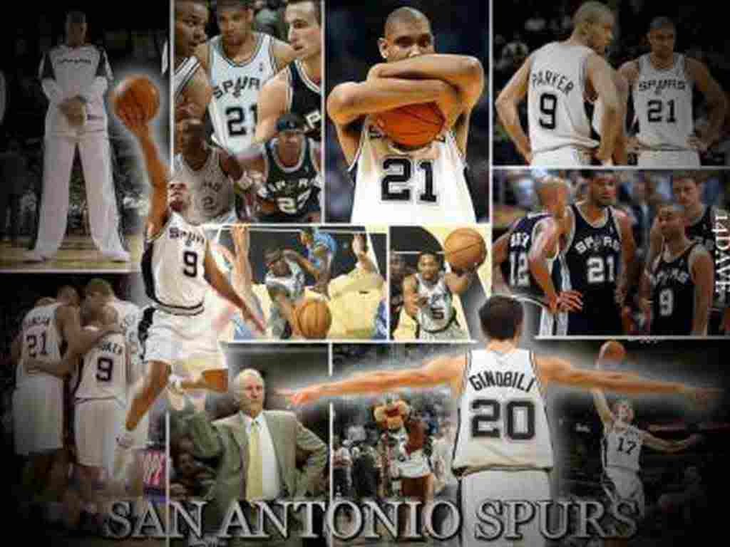 Spurs Wallpaper Background Theme Desktop 1024x768